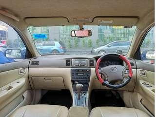3-Month Cheap Car Rental Toyota Altis 2007 $350 / Week
