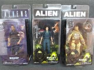 異型新版 Alien figure