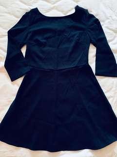 YHF Criss Cross back dress