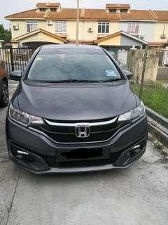 Honda Jazz 1.5 Auto 2018