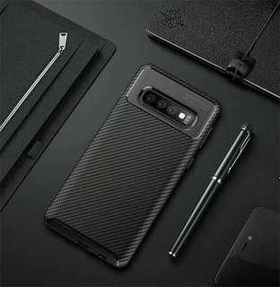 🚚 Samsung Galaxy S10+ Plus Rugged Shockproof Back Case
