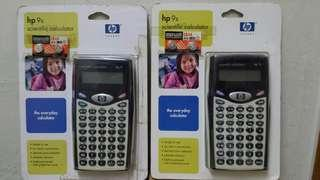 HP Scientific Calculator Model hp 9S