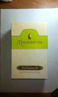 macadamia 天然夏威夷果仁油系列-雙重極致全效修護輕便套裝
