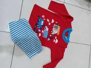 Clerance Baby clothes set #TRU50