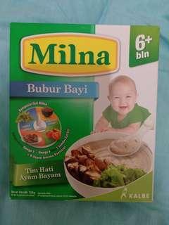 Milna Bubur Bayi