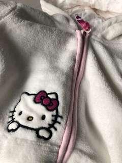 🚚 Hello Kitty (H&M) hoodie-fleece jacket