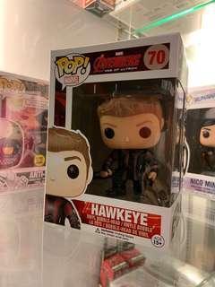 🚚 Hawkeye avengers age of Ultron funko pop #70