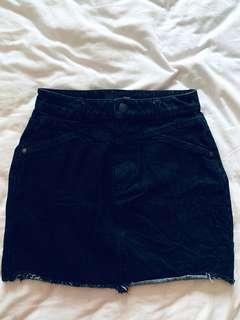 Factorie Black Skirt