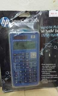 HP Scientific Calculator Model SmartCalc 300S