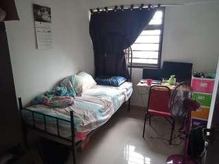 Common room. Blk 26B jalan membina. Near tiong bahru MRT