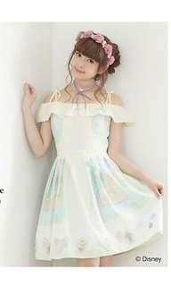 [ NEW ] Secret honey x Disney zootopia Cute Summer Dress