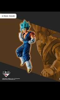 Ichiban kuji dragon ball dokkan battles prize D