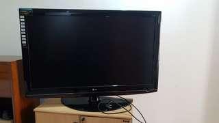 TV LG 47inch kondisi tidak bisa nyala