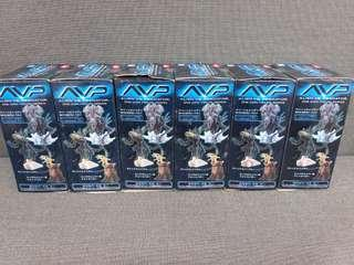 AVP盒旦全7種