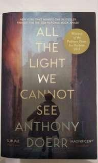 All the light that we cannot see