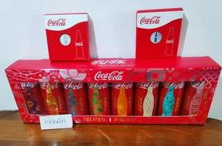 Coca Cola CNY Special Edt Coke with 99.9% Silver coin