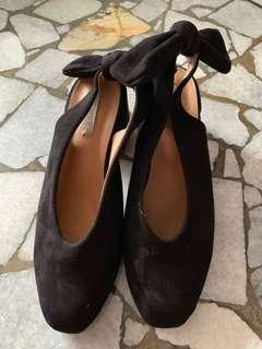 Bow bow shoes