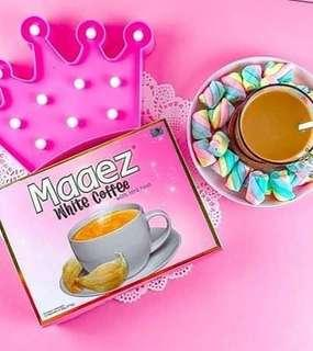 🚚 MAAEZ WHITE COFFEE NEW PACKAGING !!