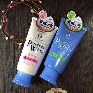 *funibox*【現貨】SENK洗顏專科超微米透亮潔淨乳/控油潔顏乳 100g 洗面乳