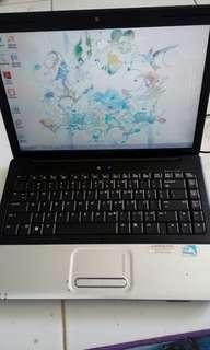 Laptop Compaq CX40