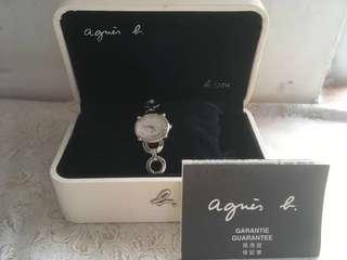 Agnes b 女裝錶