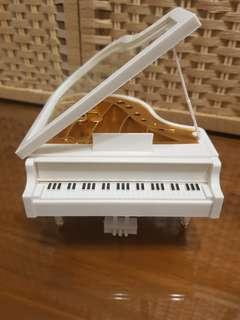 ♡全新現貨♡白色鋼琴音樂盒