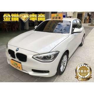 2014年 BMW 116I