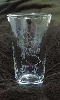 史力奇造型玻璃杯-人手刻製