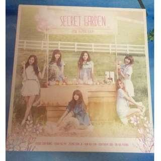 Apink secret garden 3rd mini album