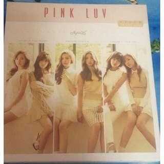 Apink Pink Luv 5th mini album