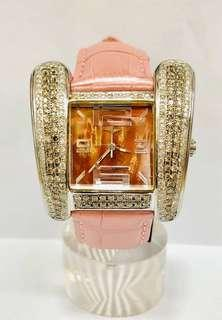 Swiss quartz diamond watch(W0625)