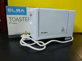 New Elba Toaster