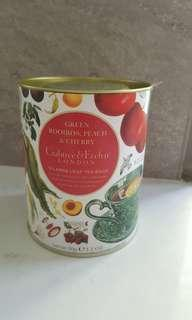 🚚 Crabtree and Evelyn green roiboos, peach and cherry teabags