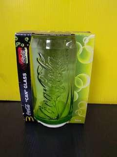 Coca Cola Collection Green Glad