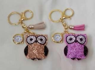 Key chain watch 匙扣鐘錶 (100% new) 02