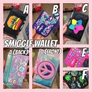 Smiggle Wallet Original