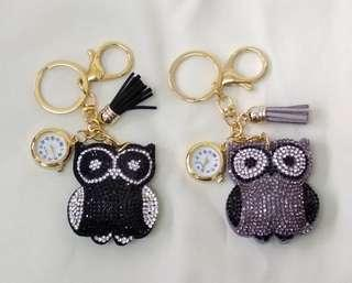 Key chain watch 匙扣鐘錶 (100% new) 03