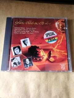Golden Oldies on CD Vol. 3 - 1988 (Silver Rim 銀圈 CD) Made in Korea