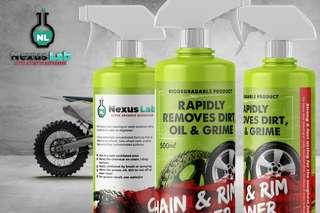 CHAIN & RIM CLEANER (by Nexus Lab)