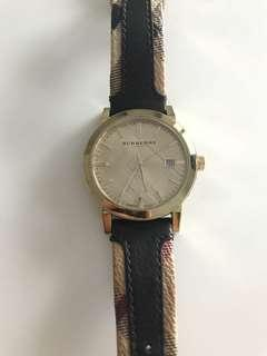Womens Burberry Watch