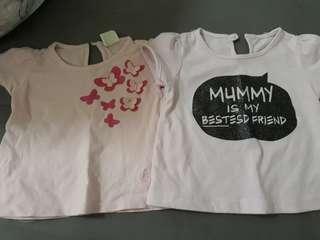 Girls Tshirt Mix Bundle