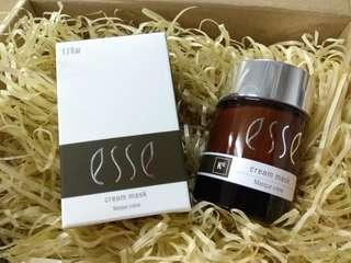 100% New & Real, ESSE Cream Mask 50ml with box