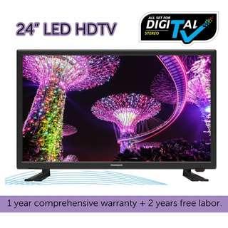 "HARSON'S 24"" LED DIGITAL HD READY TV"