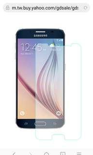 頂級三星s5 s6 a7a8 9h玻璃貼2.5d弧邊 Samsung