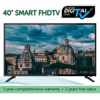"HARSON'S 40"" SMART LED DIGITAL FHD TV"