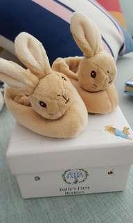 🚚 Peter rabbit booties