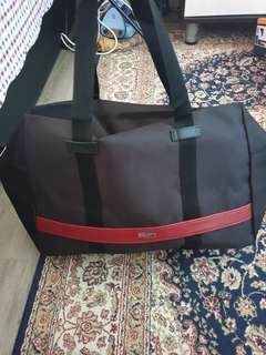 Giorgio Armani gym / travel bag