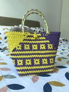 Penan Basket Bag