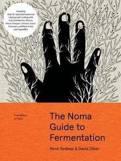 🚚 The Noma Guide to Fermentation (Foundations of Flavor)  4.57 (190 ratings by Goodreads) Hardback Foundations of Flavor English By (author)  René Redzepi , By (author)  David Zilber