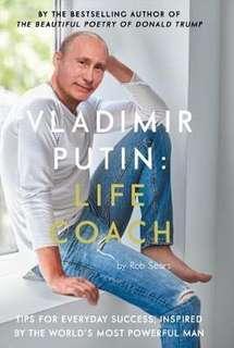 🚚 Vladimir Putin: Life Coach  2.8 (56 ratings by Goodreads) Hardback English By (author)  Robert Sears
